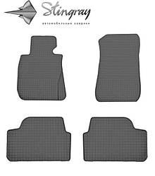 BMW 1 (E81) 2004-2012 Комплект из 4-х ковриков Черный в салон. Доставка по всей Украине. Оплата при получении