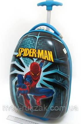 "Детский чемодан на колесах ""Josef Otten"" Spider Man-2, 520358, фото 2"