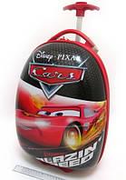 "Детский чемодан на колесах ""Josef Otten"" Тачки, Cars-6, 520360"