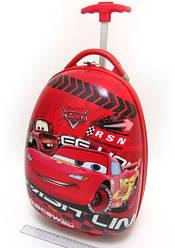 "Детский чемодан на колесах ""Josef Otten"" Тачки, Cars-7, 520361"