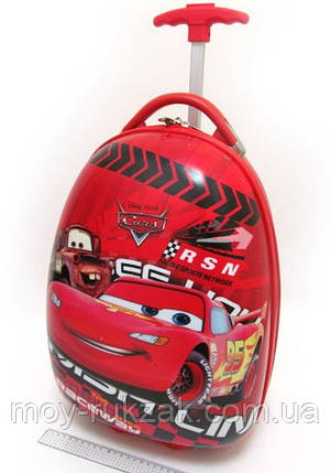 "Детский чемодан на колесах ""Josef Otten"" Тачки, Cars-7, 520361, фото 2"