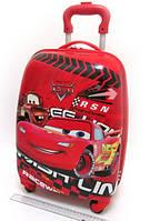 "Детский чемодан на колесах ""Josef Otten"" Тачки, Cars-8, 520362"