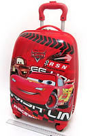 "Детский чемодан на колесах ""Josef Otten"" Тачки, Cars-8"