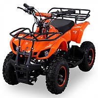 Корпус для детского электрического квадроцикла ATV 7E оранжевый