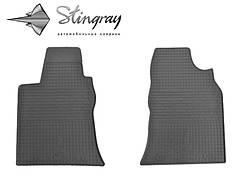 Geely GC 7 2014- Комплект из 2-х ковриков Черный в салон. Доставка по всей Украине. Оплата при получении
