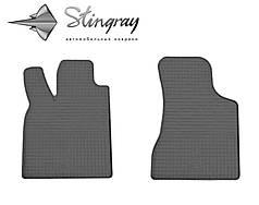 Seat Cordoba 1993-2002 Комплект из 2-х ковриков Черный в салон. Доставка по всей Украине. Оплата при получени