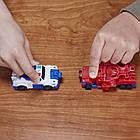 Трансформеры Роботы под прикрытием Крэш комбайнер Оптимус Прайм и Стронгарм Hasbro C0629/C0628, фото 5