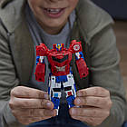 Трансформеры Роботы под прикрытием Крэш комбайнер Оптимус Прайм и Стронгарм Hasbro C0629/C0628, фото 9