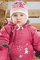 Комбинезон зимний на девочку 6-24мес. Канада