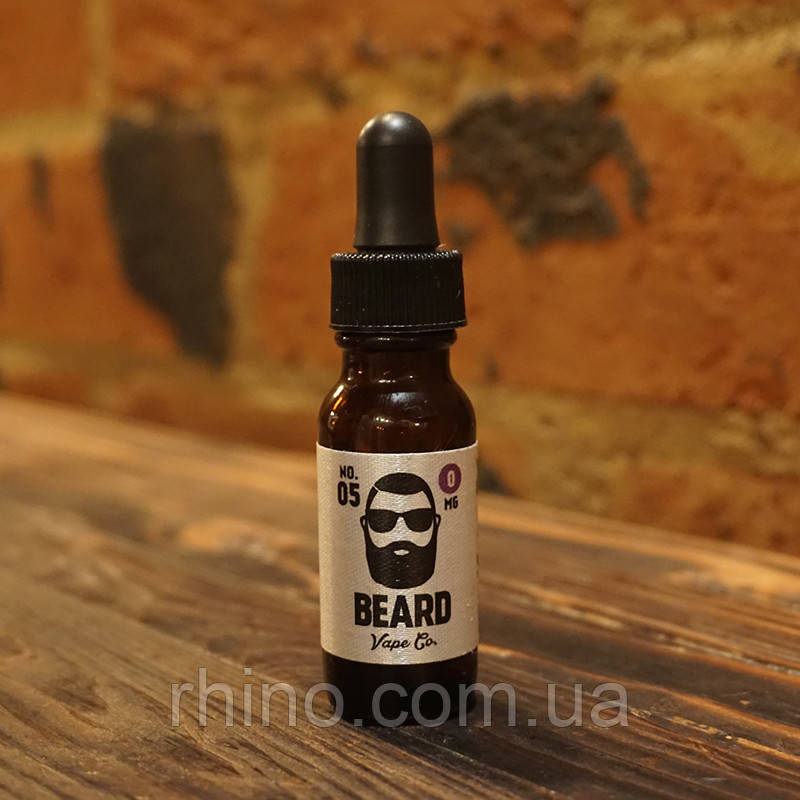 Ароматизатор Beard Vape Co. 5 (CAP)