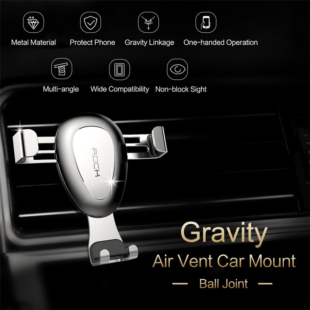 Универсальный держатель Rock Gravity Ball Joint, фото 1