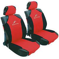 Milex Racing Комплект чехлов на автомобильные сидения
