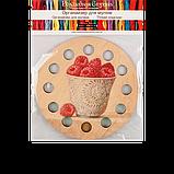 Органайзер для муліне з малюнком FLZ-001(М-4), фото 2
