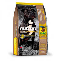 Nutram Total GF Salmon & Trout Dog, холистик корм для собак, лосось/форель, 13,6кг