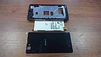 Корпус Sony D5503 Xperia Z1 Compact черный