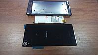 Корпус Sony D6603 Xperia Z3 D6653 Xperia Z3 черный