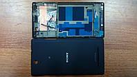 Корпус Sony Xperia C3 Dual D2502 серый