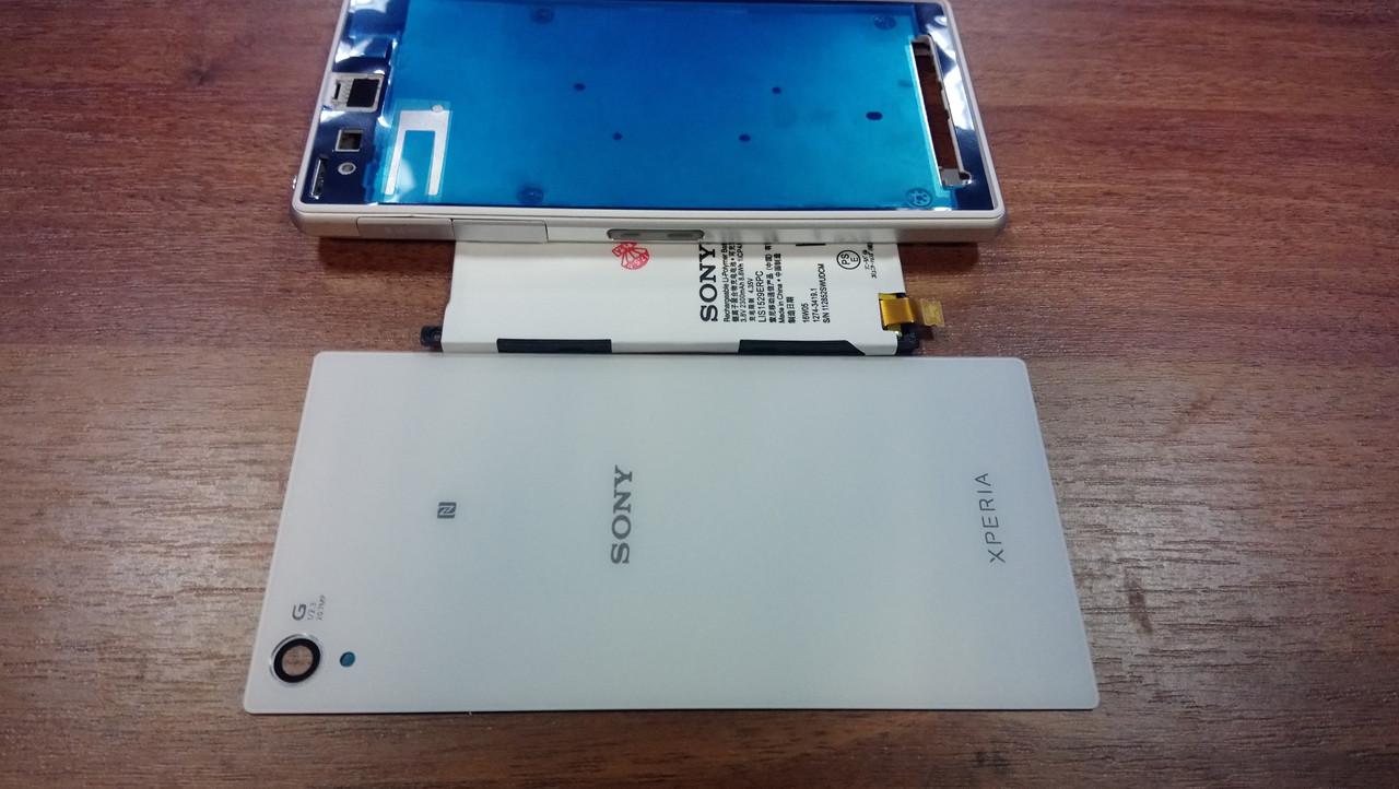 Корпус Sony Xperia Z1 C6902 Sony Xperia Z1 C6903 белый