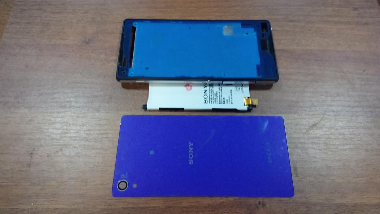Корпус Sony Xperia Z2 D6502 Sony Xperia Z2 D6503 фиолетовый
