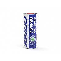 XADO Atomic Oil 75W-90 GL-3/4/5 синтетическое трансмиссионное масло