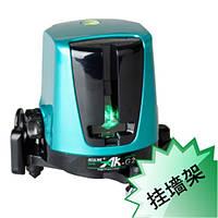 Зеленые лучи Лазерный уровень AK-236 Green