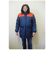Зимняя спецодежда, рабочая зимняя одежда, пошив на заказ, продажа