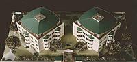 Проектирование зданий комерческого назначения