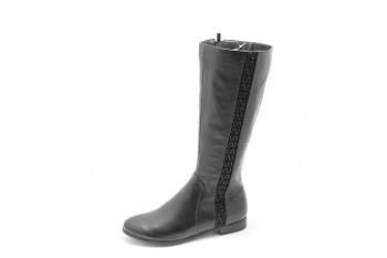 Чорні чоботи Anassana 1401