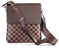 Сумка мужская Louis Vuitton D2141 коричневая