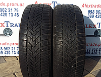 Резина бу зимняя 205/60 R16 Dunlop SPWinterSport 4D пара