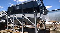 Барабанный мусоросортировочный сепаратор для ТБО