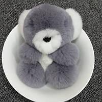 Брелок Меховая Панда