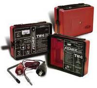 Продвинутый грунтовый металлоискатель (Трасировщик)  Fisher TW-6