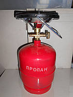 """Газовый комплект Ruddy """"Пикник ITALY"""" RK-1 (2.5л)"""