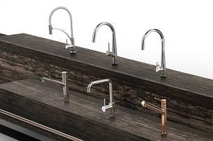 Змішувачі для кухні. Крани для фільтрації води
