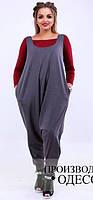 Брючный костюм женский недорого в интернет-магазине Minova ( р. 48-54 )