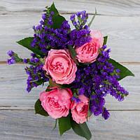 Букет из цветов (Страсть)