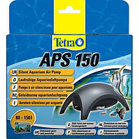 Компрессор Tetratec APS 150 для аквариума одноканальный черный