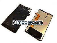 Оригинальный  Дисплей (Модуль) + Сенсор (Тачскрин) для Lenovo S8 S898 | S898T (Черный)