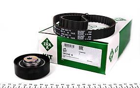 Комплект ремня  ГРМ Форд Конект /  Ford Connect 1.8TDCI от 2002 Германия INA 530 0142 10