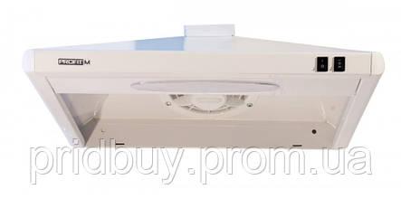 Витяжка ProfitM  60 біла гладка 2-х шв. (упак.-2шт), фото 2