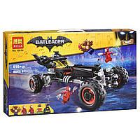 """Конструктор 10634 """"Бэтмен"""" 610 дет, в коробке"""