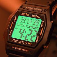 Наручные водостойкие часы Xinjia XJ-707 sport watch, фото 1
