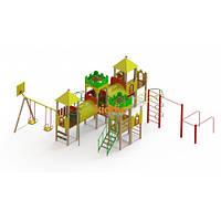 Игровой комплекс замок 2, фото 1