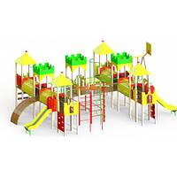 Игровой комплекс замок 1, фото 1