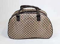Женская дорожная сумка небольшого размера