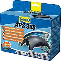 Компрессор Tetratec APS 300 для аквариума двухканальный черный