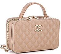 Женская сумка клатч 6009 apricot брендовые сумки, брендовые клатчи недорого в Одессе