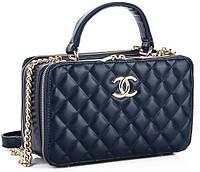 Женская сумка клатч 6009 blue брендовые сумки, брендовые клатчи недорого в Одессе
