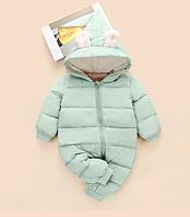 Комбінезон на осінь та весну для немовлят